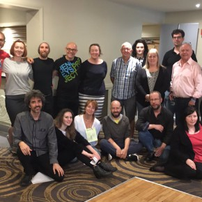 Participation in Contact Making Seminar in Derry, NI in UK
