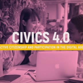 "AN OPEN INVITATION FOR MOOC ""Civics 4.0: active citizenship and participation in the digital age''"