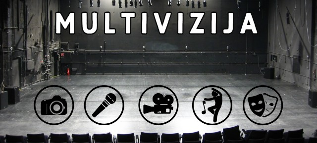 Multivizija: Multimedia, Theatre and Dance Training for Vulnerable Groups