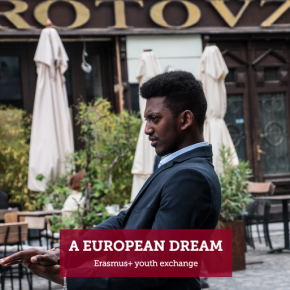 """Youth Reflecting """"European Dream"""" Youth Exchange"""